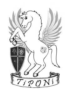 Tiponi Logo SW